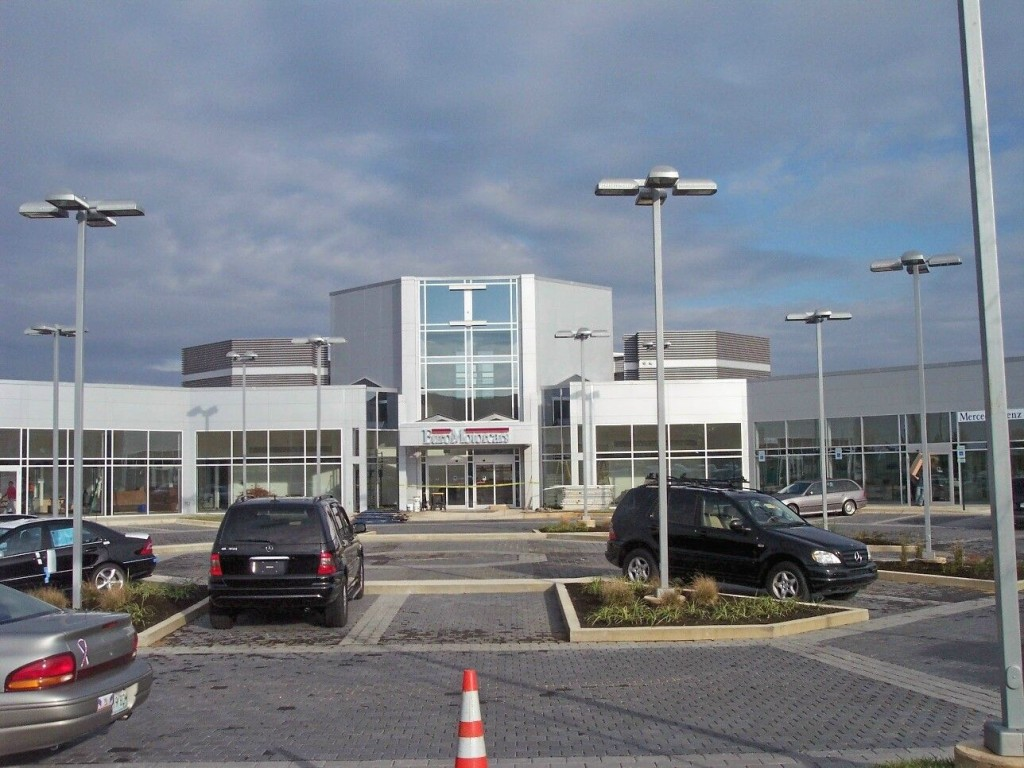 Completed installations b r associates for Euro motors germantown md